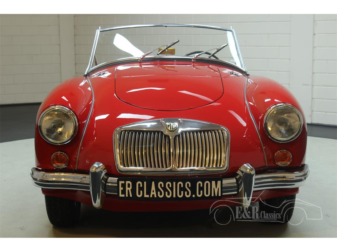 Large Picture of Classic '59 MGA - PGST