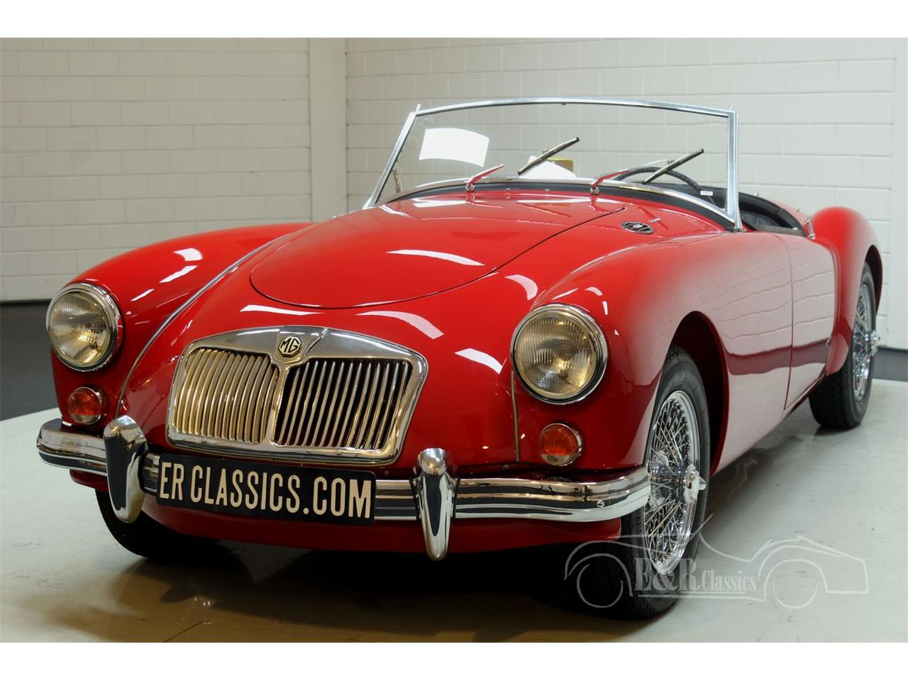 Large Picture of Classic '59 MG MGA - $56,500.00 Offered by E & R Classics - PGST