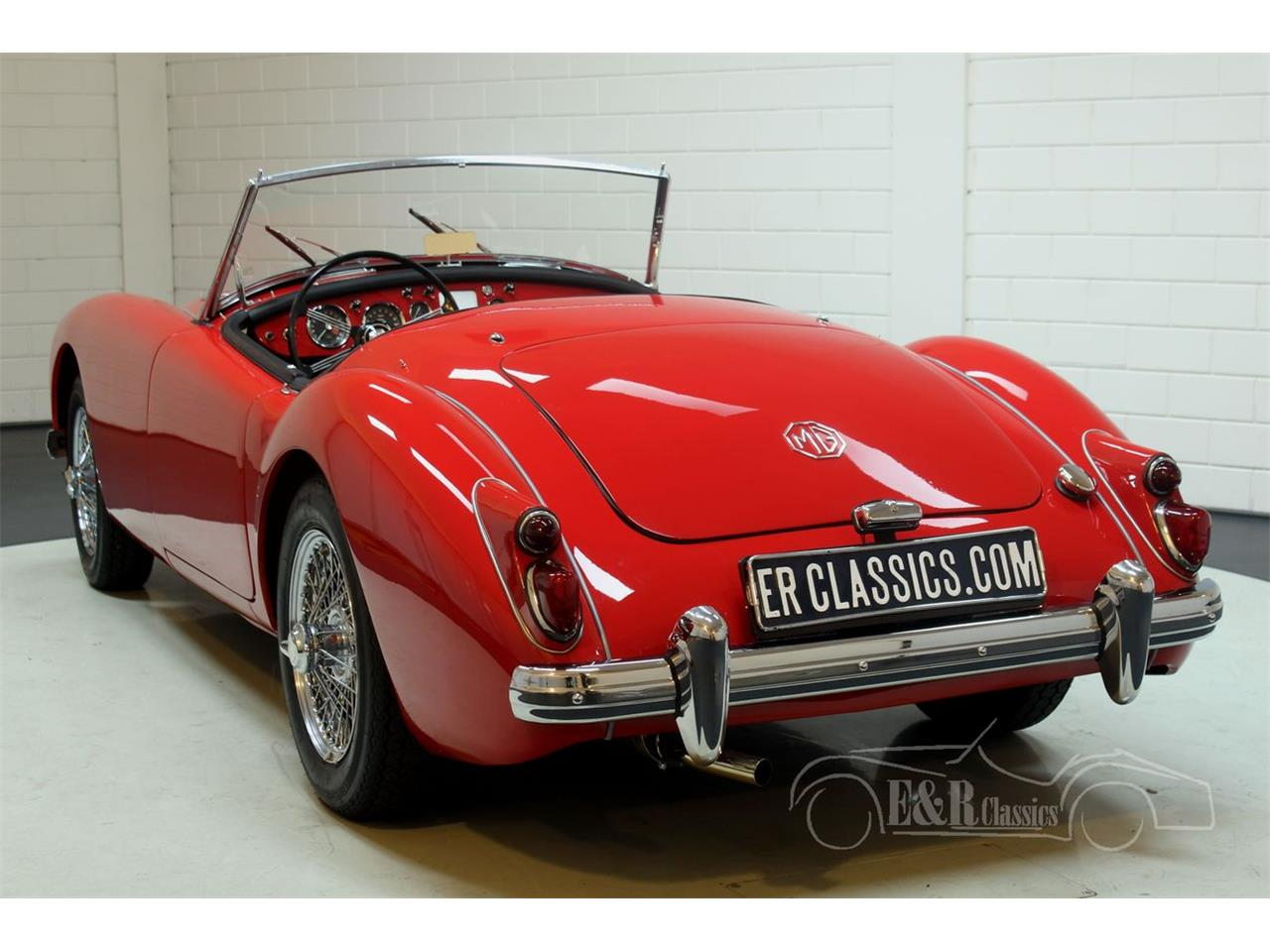 Large Picture of Classic 1959 MGA Offered by E & R Classics - PGST