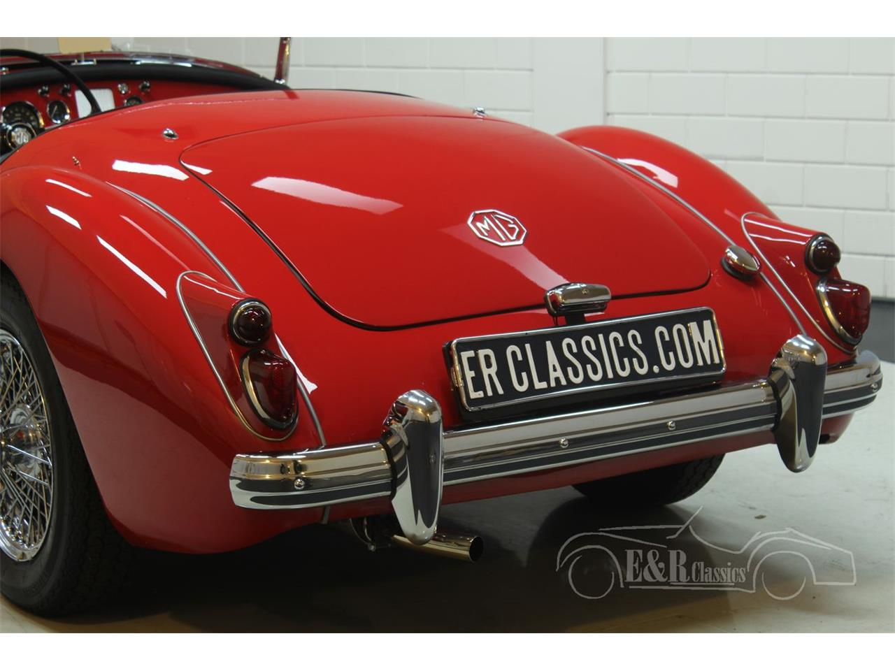 Large Picture of Classic '59 MGA located in Waalwijk - Keine Angabe - Offered by E & R Classics - PGST