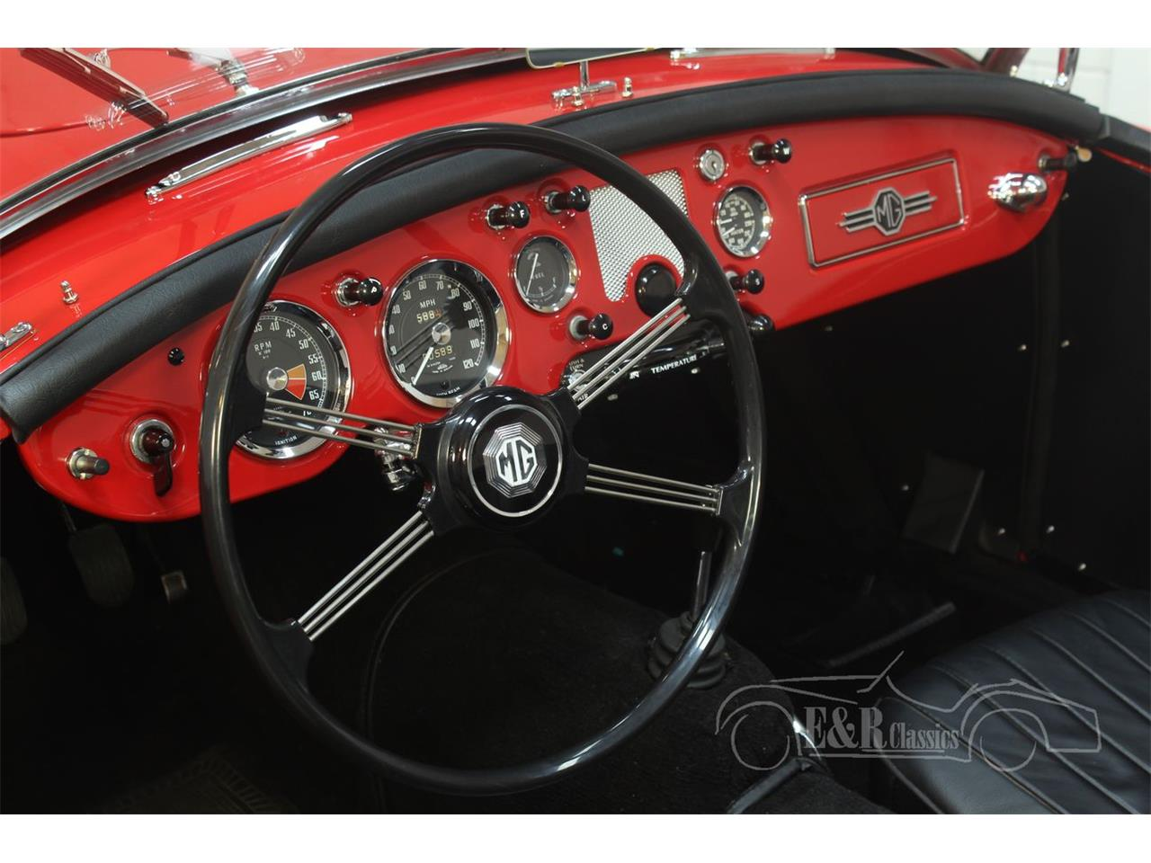 Large Picture of '59 MGA - $56,500.00 - PGST