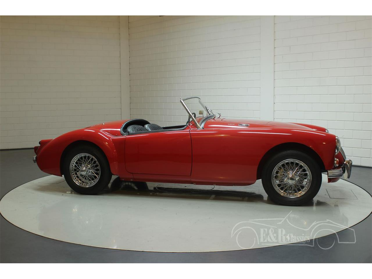 Large Picture of '59 MG MGA - PGST