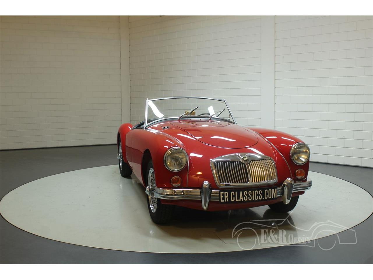 Large Picture of Classic 1959 MG MGA located in Waalwijk - Keine Angabe - Offered by E & R Classics - PGST