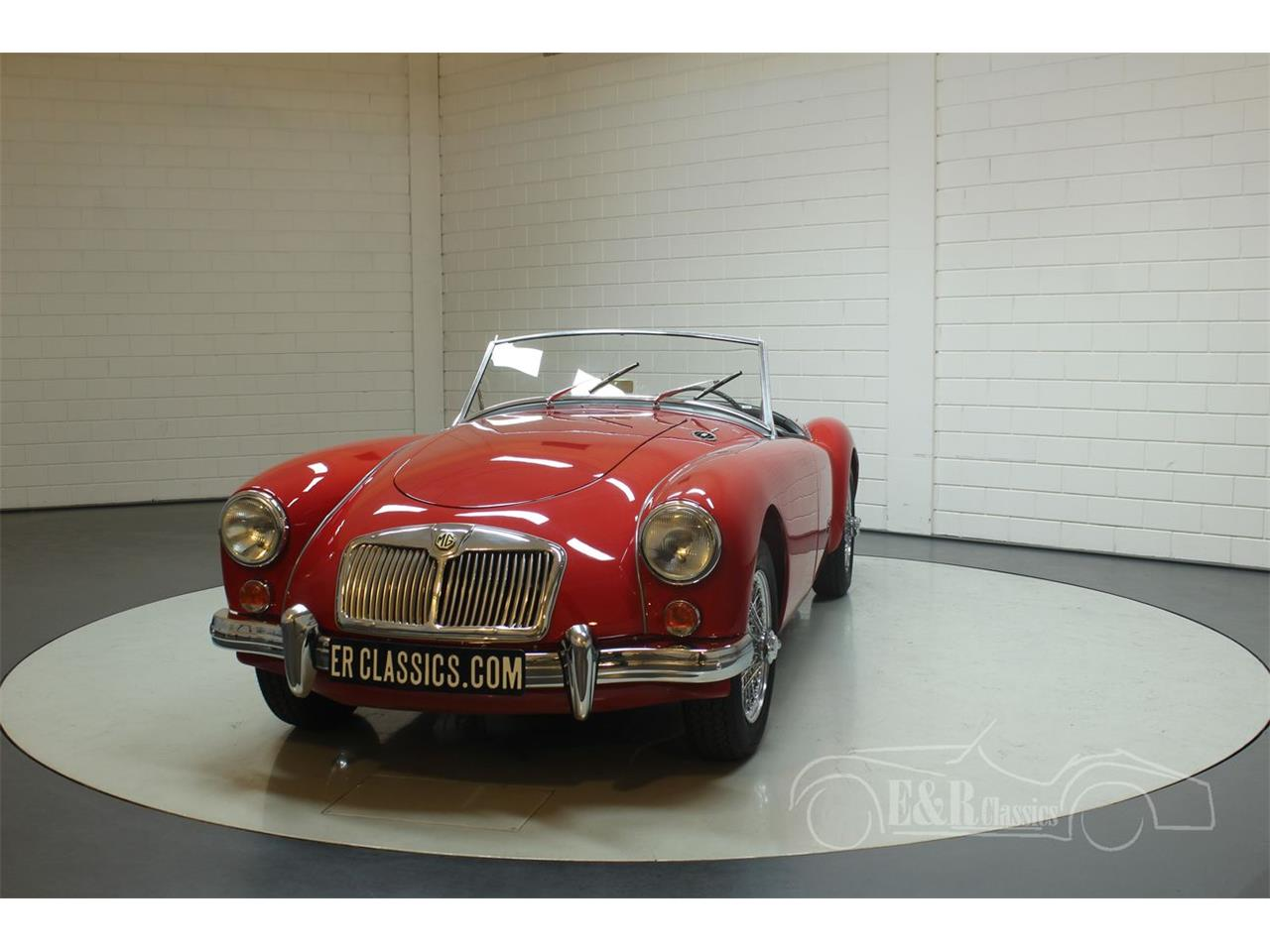 Large Picture of Classic '59 MG MGA - $56,500.00 - PGST