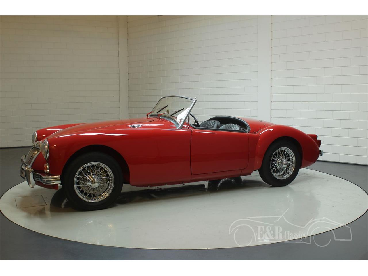 Large Picture of Classic '59 MG MGA - PGST