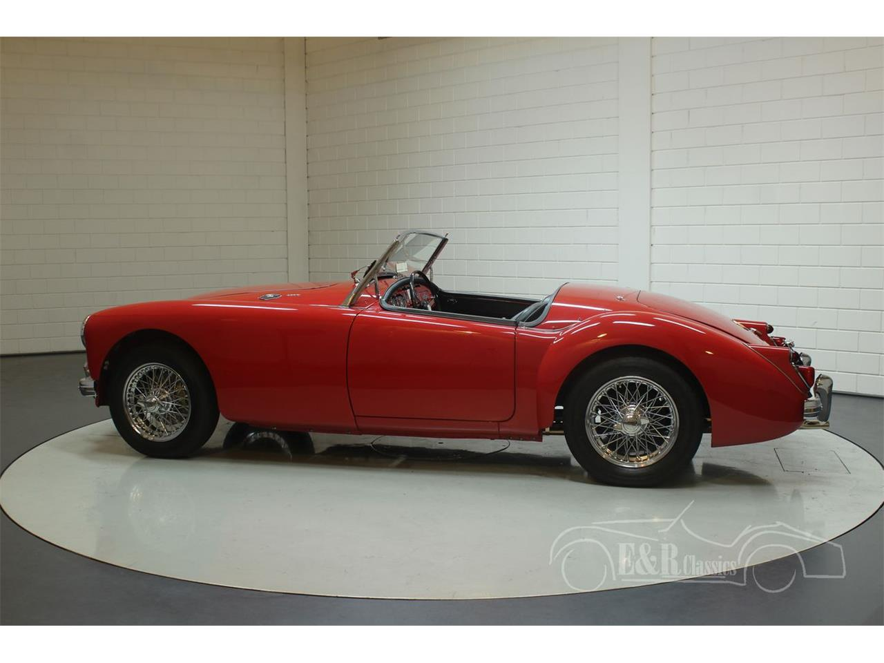 Large Picture of '59 MGA Offered by E & R Classics - PGST
