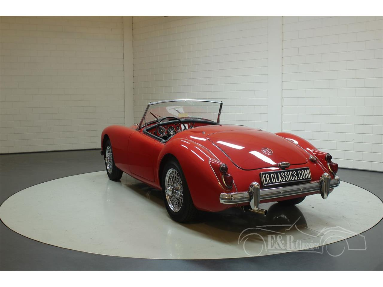 Large Picture of '59 MGA - PGST