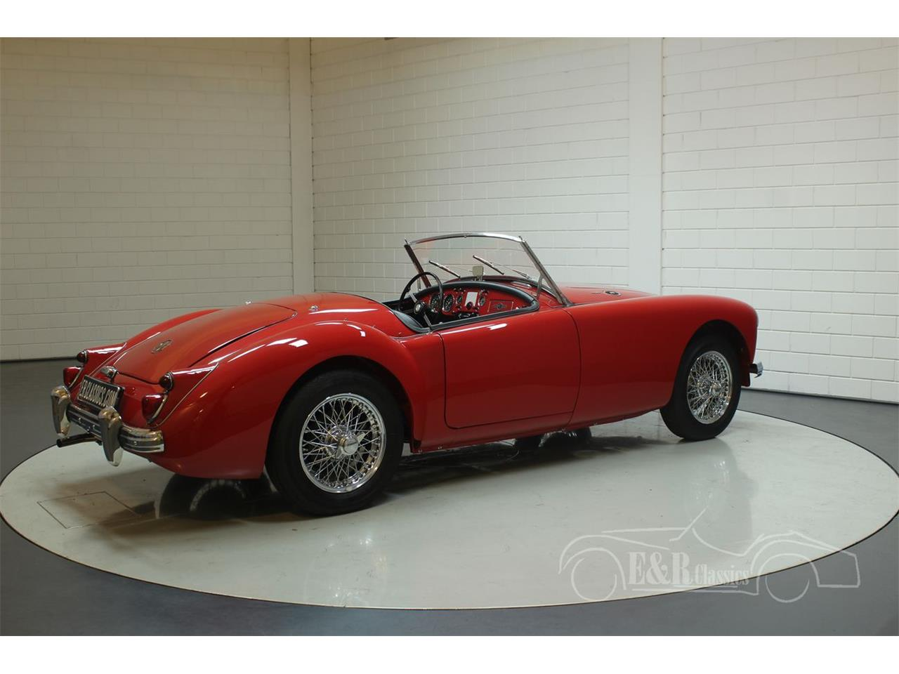 Large Picture of '59 MG MGA - $56,500.00 - PGST