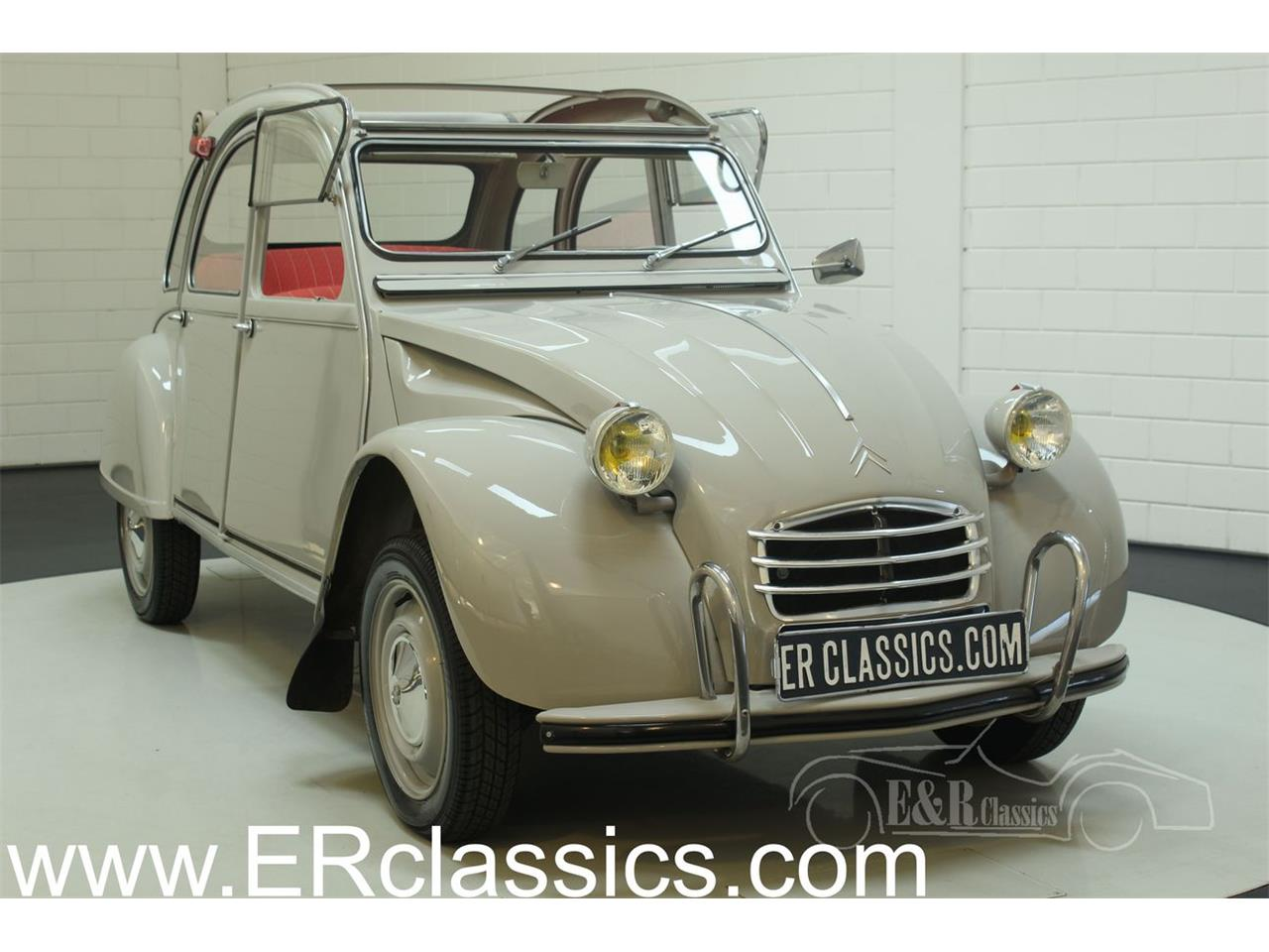 Large Picture of Classic 1966 Citroen 2CV located in - Keine Angabe - Offered by E & R Classics - PGSV