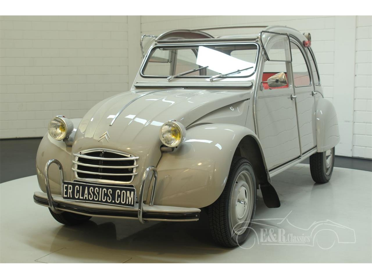 Large Picture of Classic 1966 2CV - PGSV