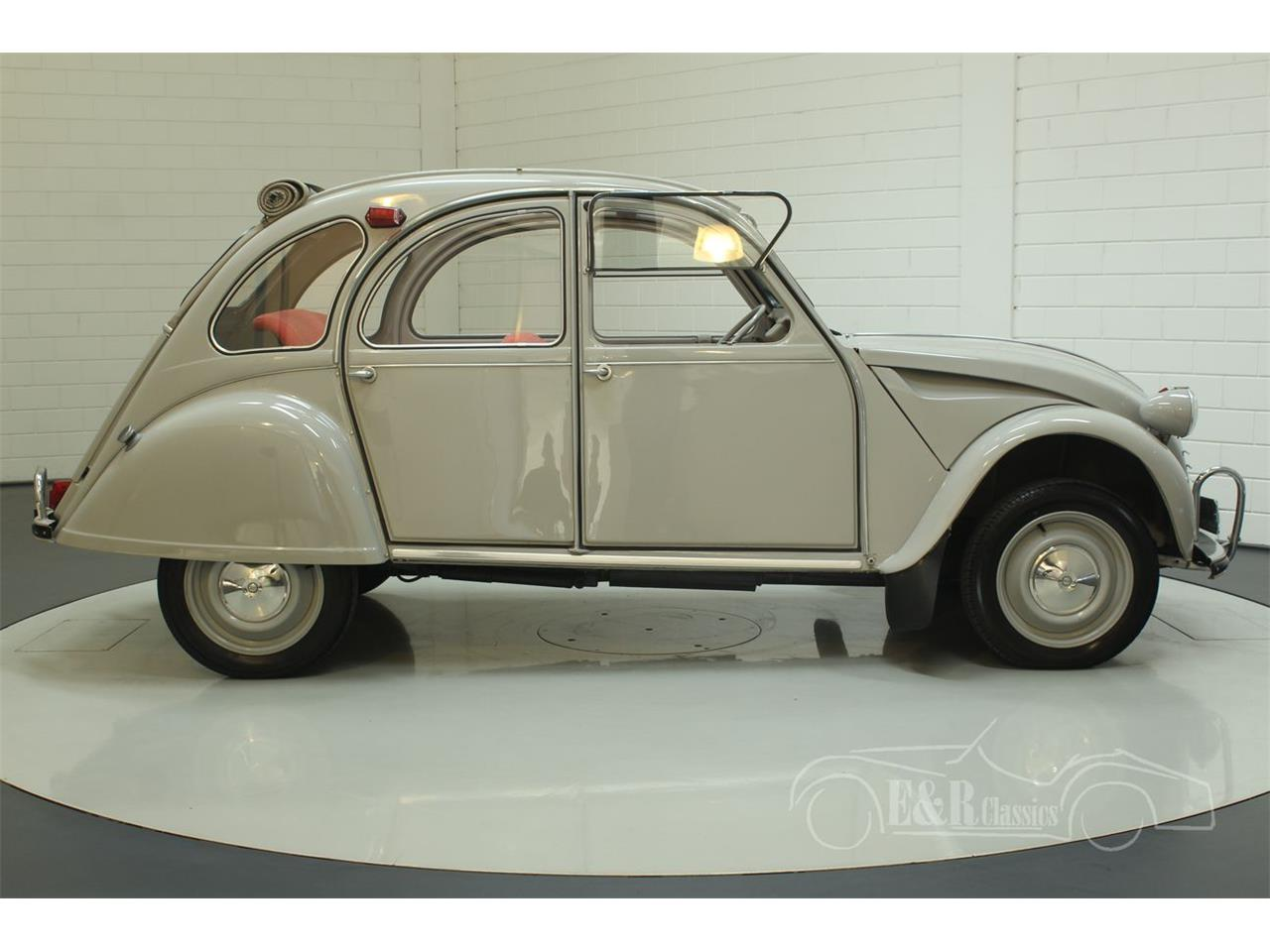 Large Picture of '66 Citroen 2CV Offered by E & R Classics - PGSV