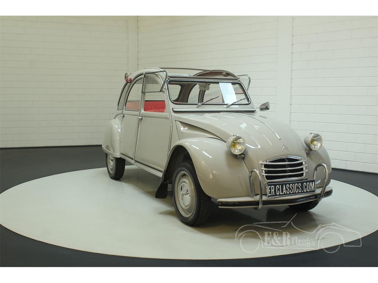 Large Picture of Classic 1966 2CV located in Waalwijk - Keine Angabe - - PGSV