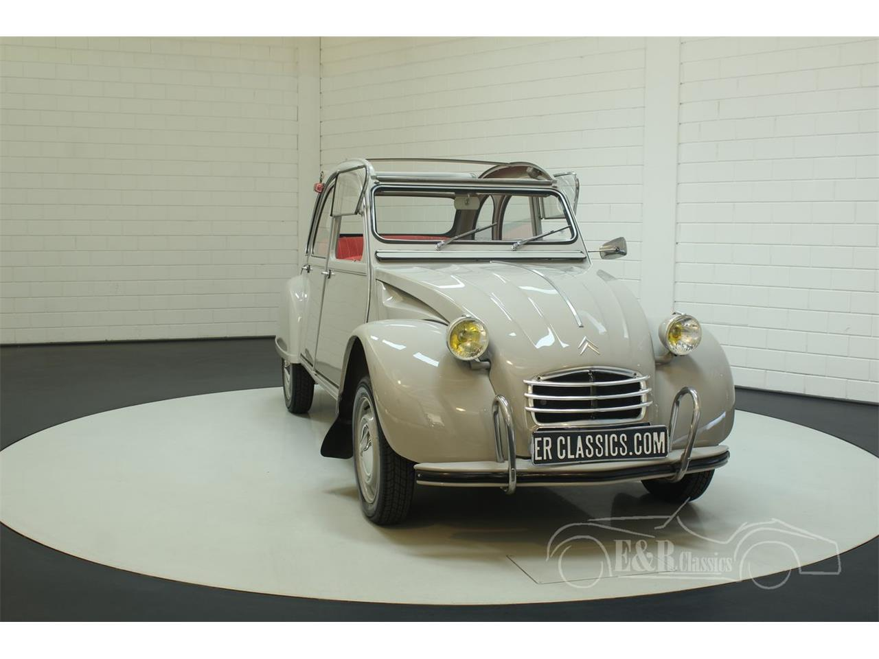 Large Picture of 1966 Citroen 2CV located in Waalwijk - Keine Angabe - - $22,550.00 Offered by E & R Classics - PGSV