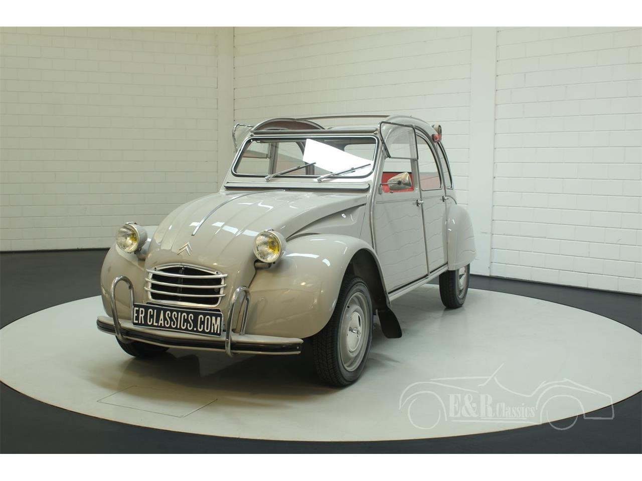 Large Picture of '66 2CV Offered by E & R Classics - PGSV