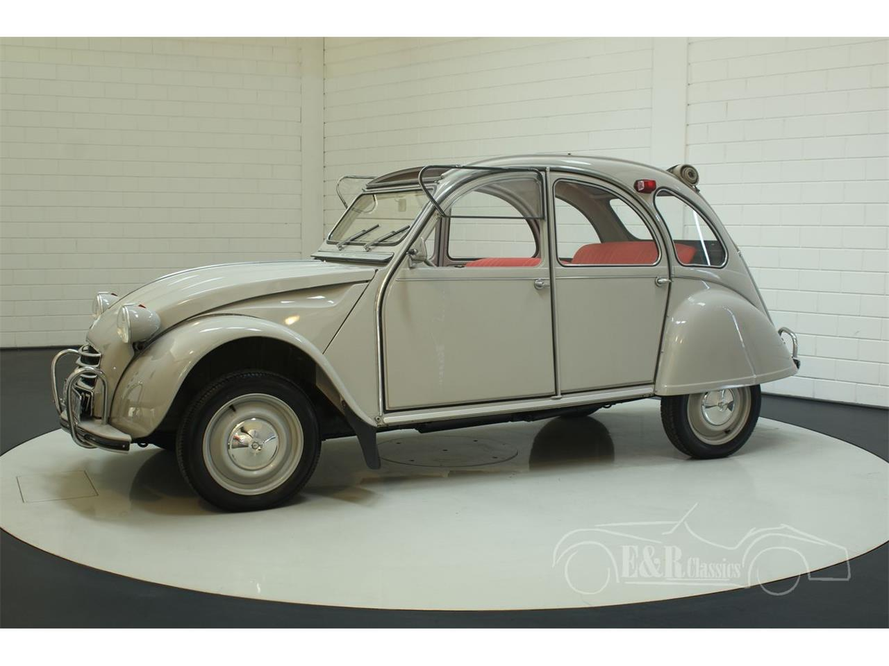 Large Picture of Classic '66 Citroen 2CV located in - Keine Angabe - - $22,550.00 Offered by E & R Classics - PGSV