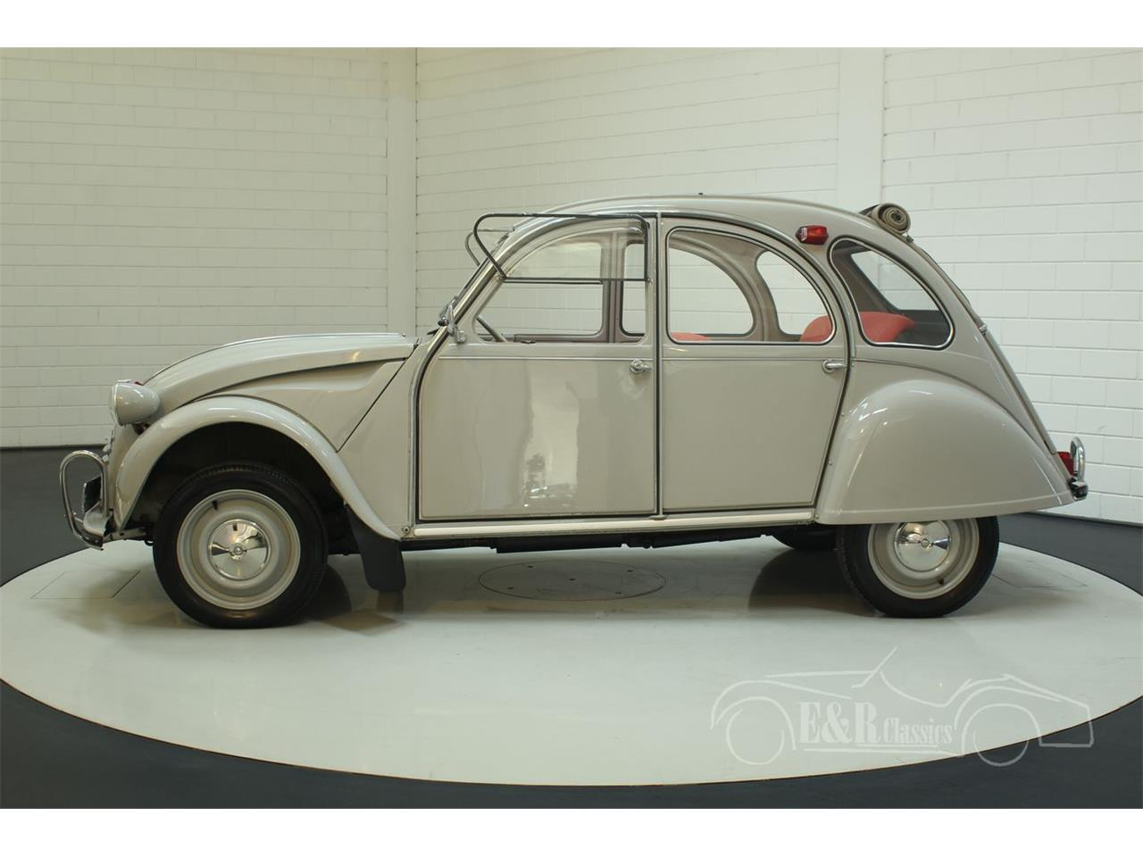 Large Picture of '66 Citroen 2CV located in - Keine Angabe - Offered by E & R Classics - PGSV