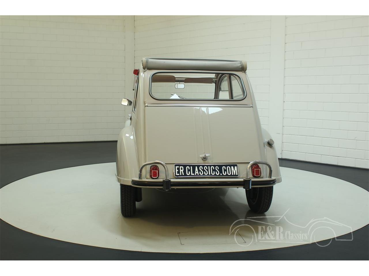Large Picture of Classic '66 2CV Offered by E & R Classics - PGSV