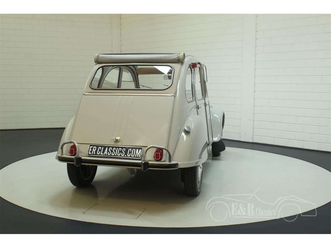 Large Picture of Classic 1966 Citroen 2CV Offered by E & R Classics - PGSV