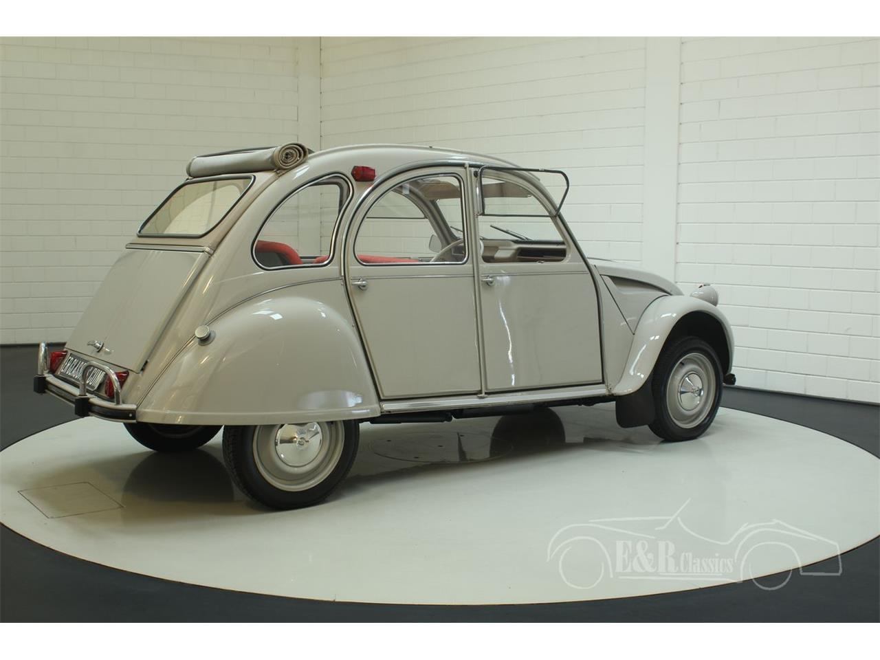 Large Picture of Classic '66 Citroen 2CV Offered by E & R Classics - PGSV