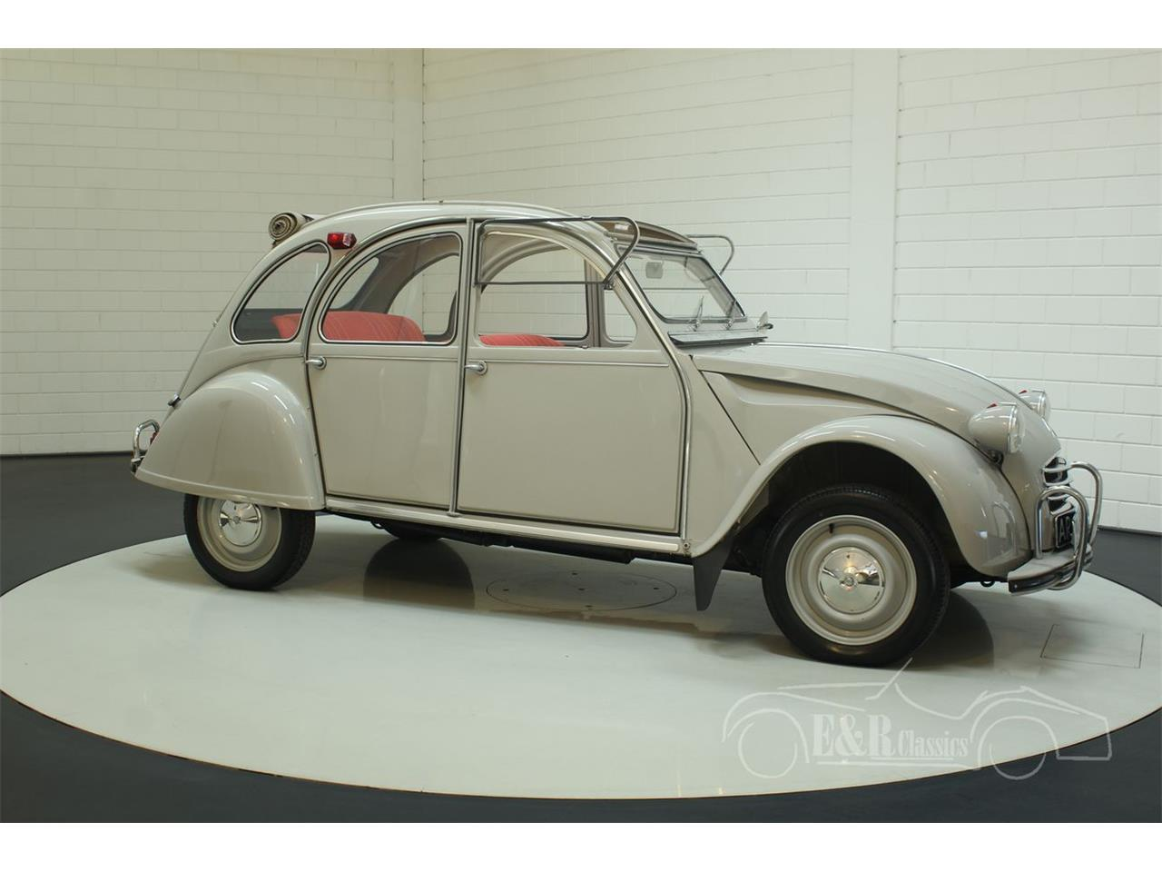 Large Picture of Classic 1966 2CV located in Waalwijk - Keine Angabe - Offered by E & R Classics - PGSV