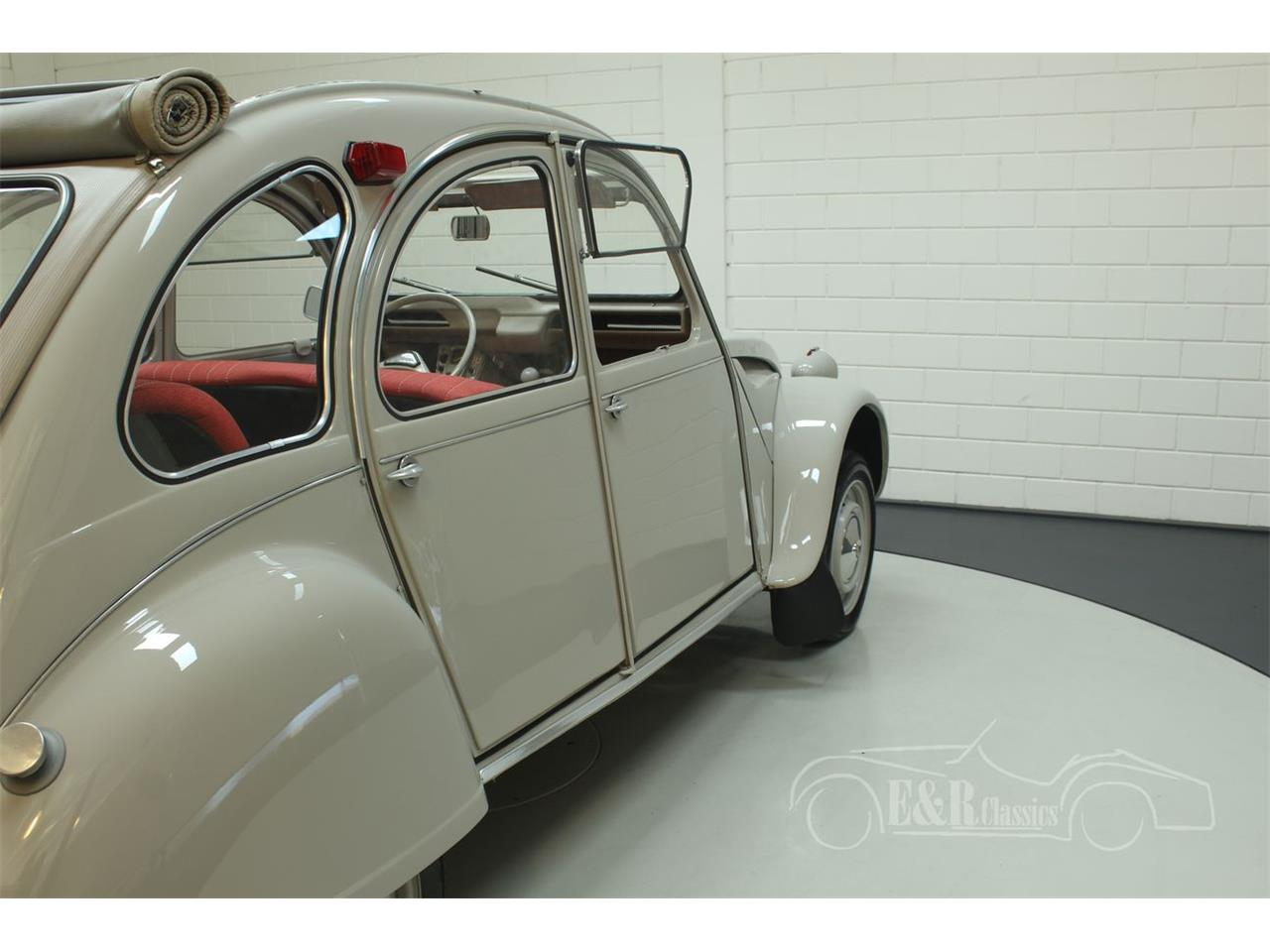 Large Picture of Classic '66 Citroen 2CV - $22,550.00 Offered by E & R Classics - PGSV