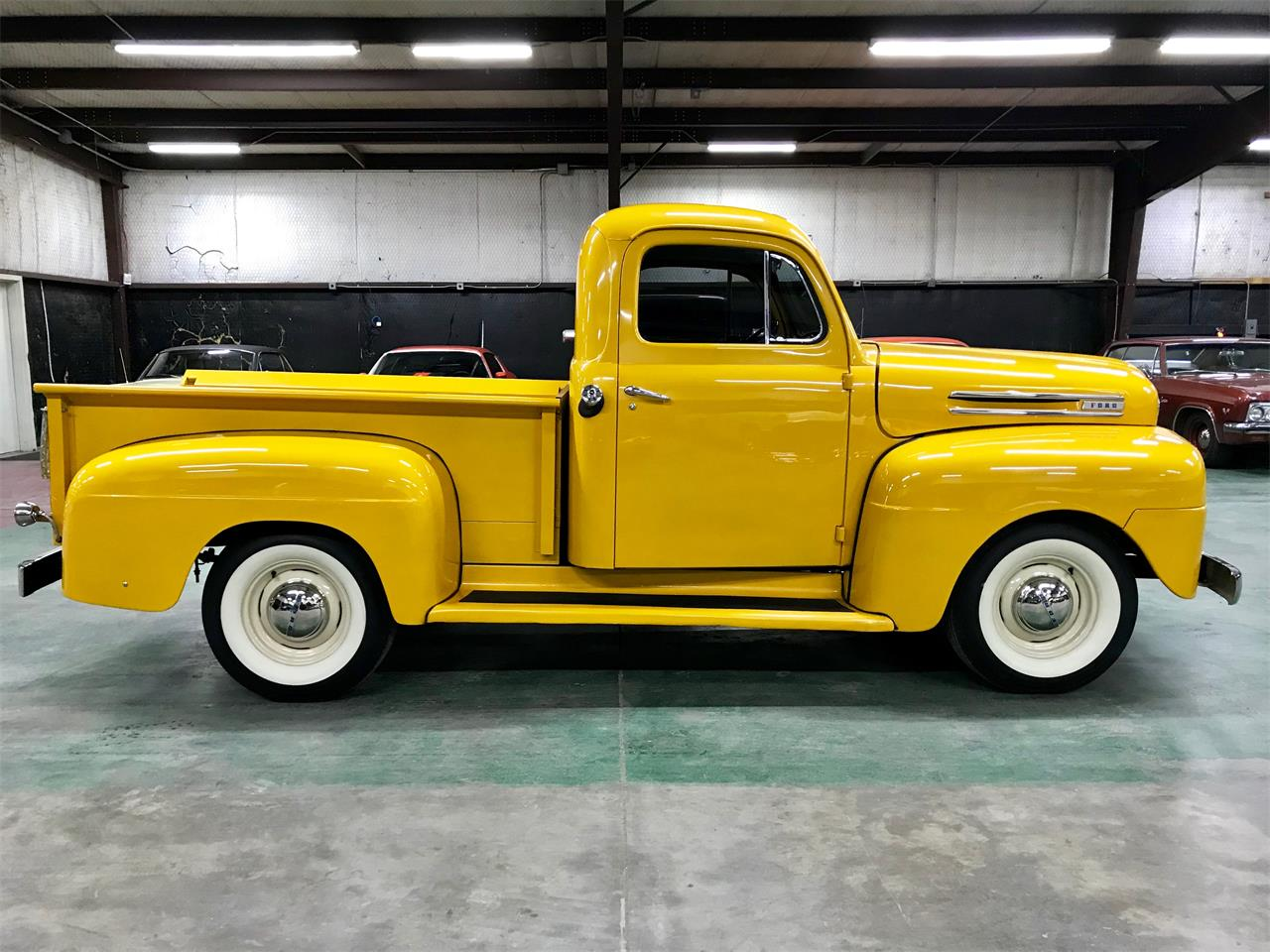 Large Picture of '49 Ford F1 located in Texas - $21,900.00 - PGSX