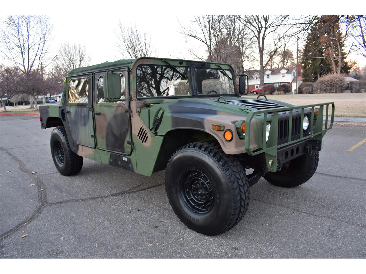Large Picture of '88 Hummer H1 located in Idaho - PGSY