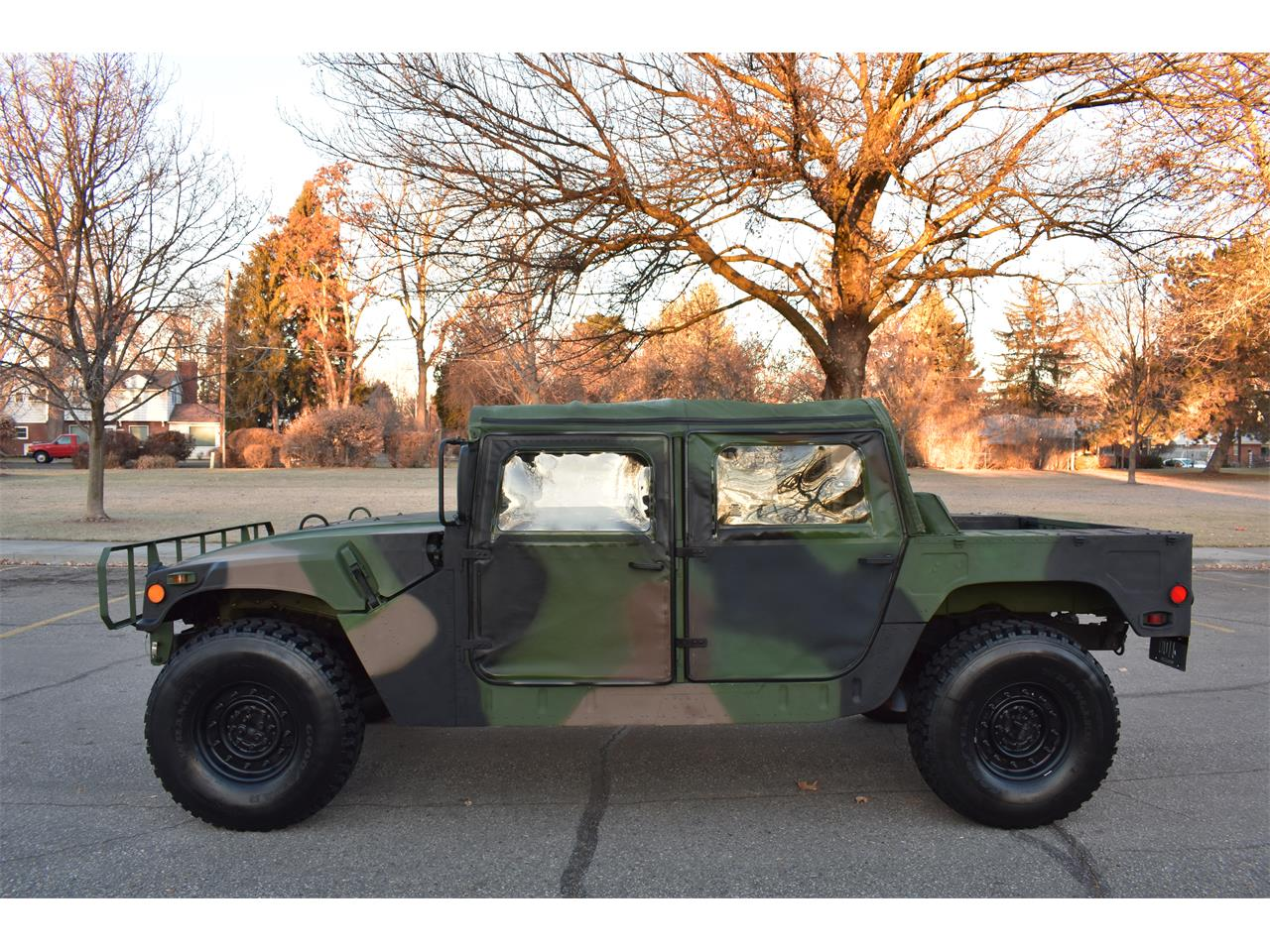 Large Picture of '88 Hummer H1 located in Boise Idaho Offered by Ross's Valley Auto Sales - PGSY