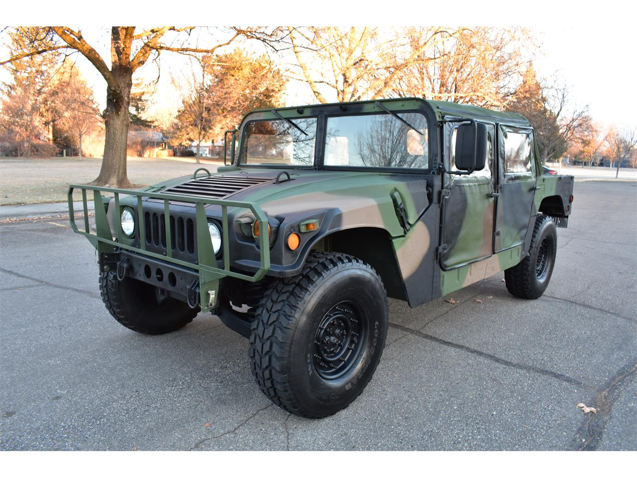 Large Picture of '88 Hummer H1 located in Boise Idaho - PGSY