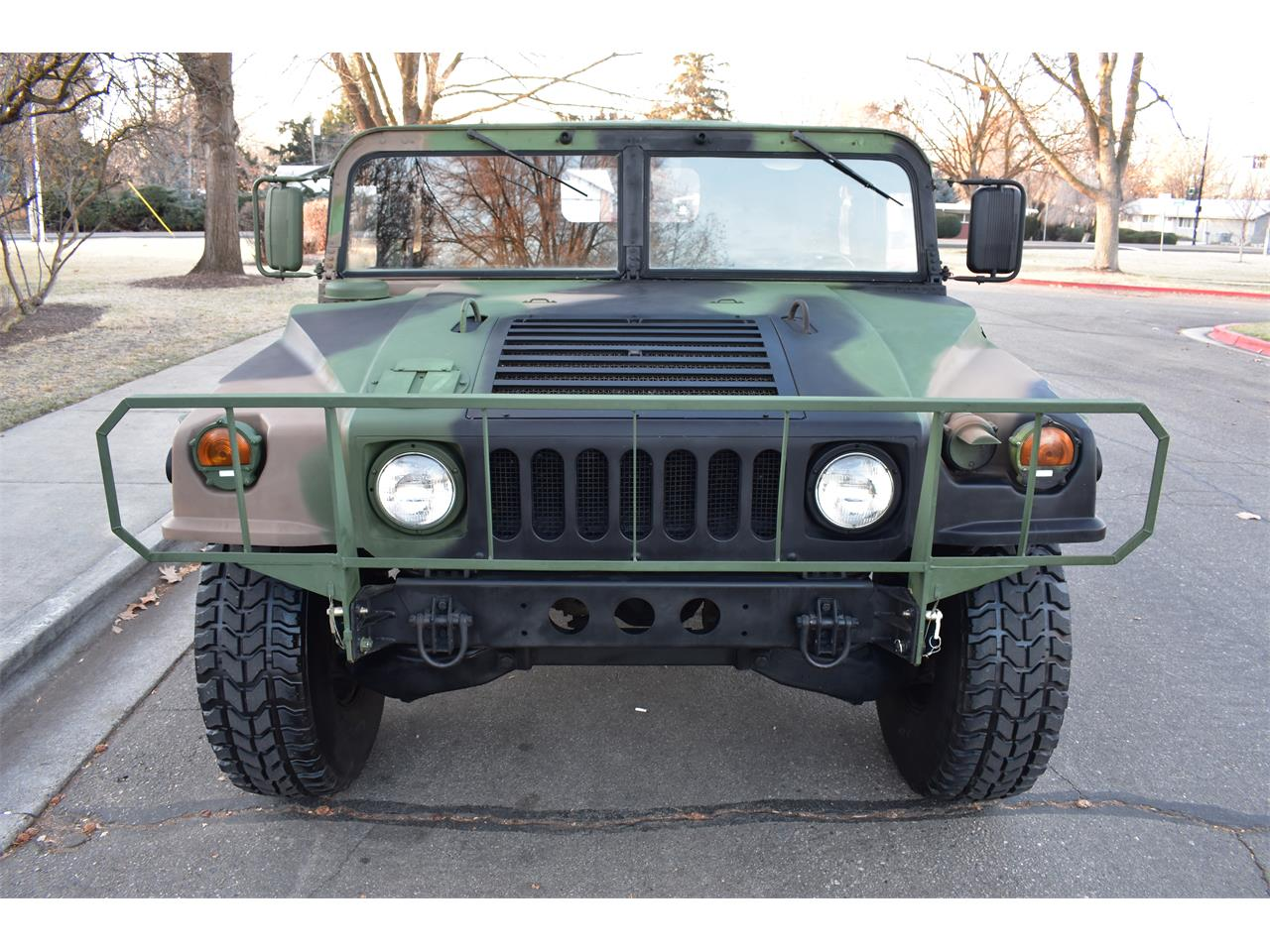 Large Picture of '88 Hummer H1 located in Idaho Offered by Ross's Valley Auto Sales - PGSY