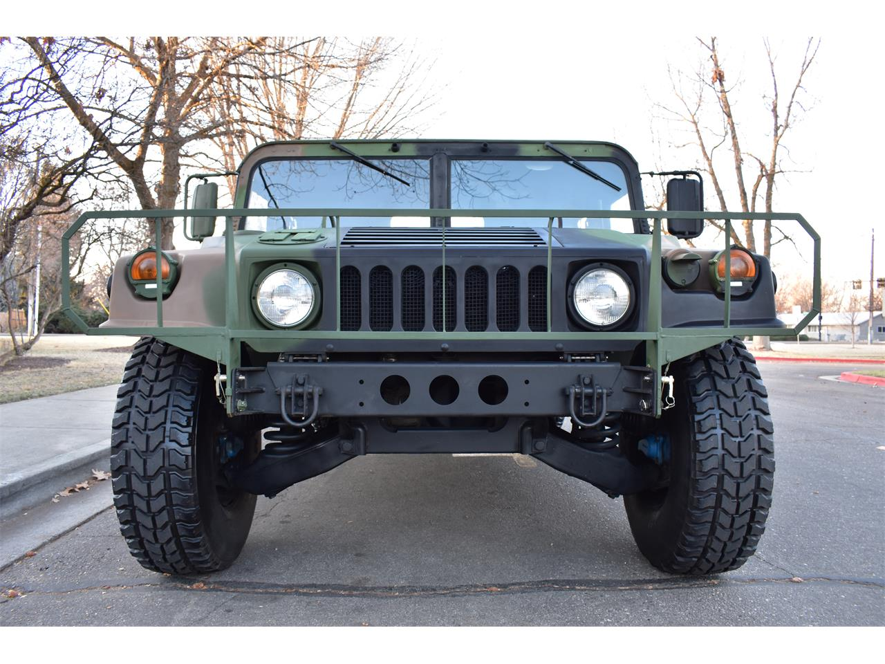 Large Picture of 1988 Hummer H1 located in Boise Idaho Offered by Ross's Valley Auto Sales - PGSY