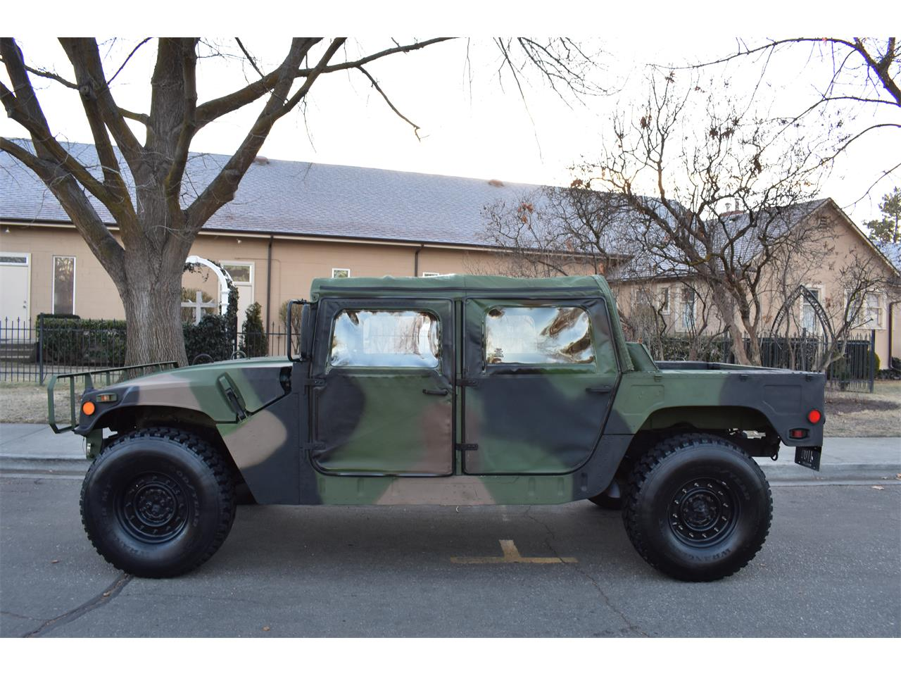 Large Picture of '88 H1 Offered by Ross's Valley Auto Sales - PGSY
