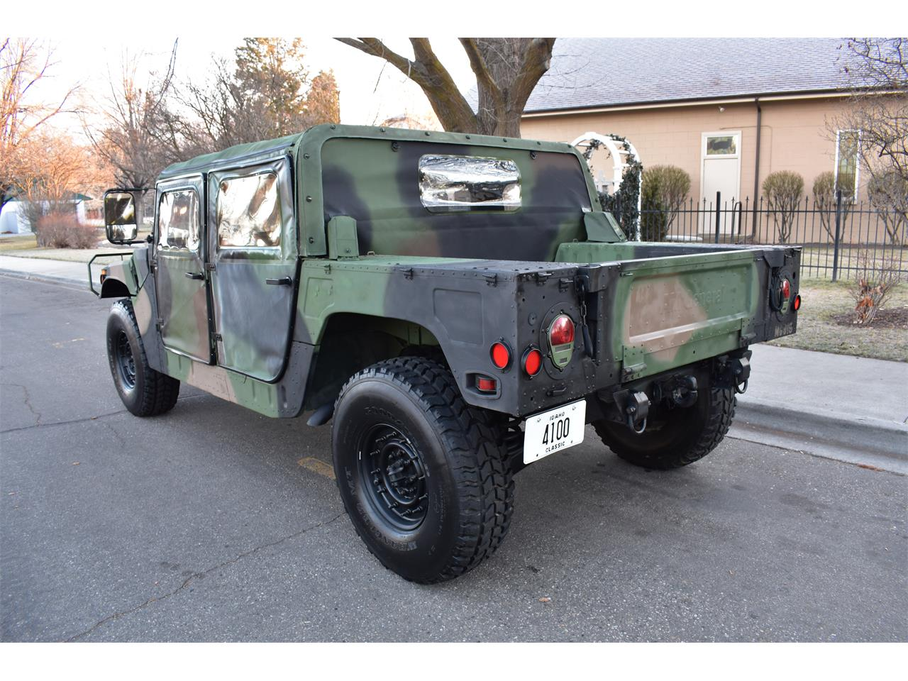 Large Picture of '88 H1 located in Boise Idaho Offered by Ross's Valley Auto Sales - PGSY