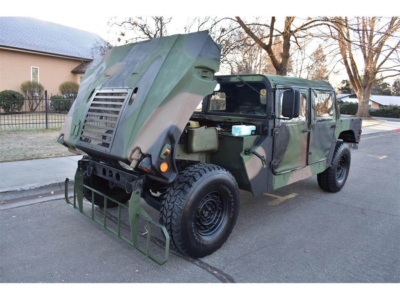 Large Picture of '88 Hummer H1 located in Boise Idaho - $25,900.00 - PGSY