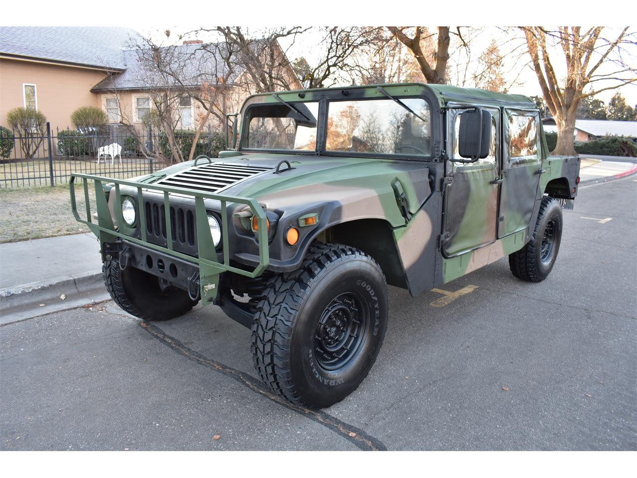 Large Picture of 1988 Hummer H1 located in Boise Idaho - $25,900.00 Offered by Ross's Valley Auto Sales - PGSY