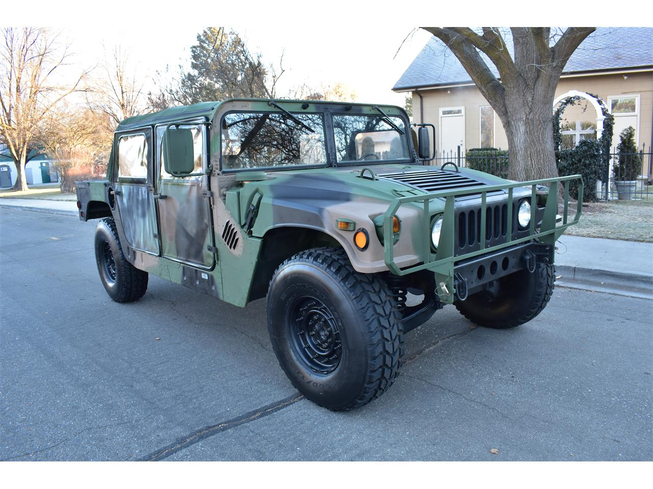 Large Picture of 1988 H1 located in Boise Idaho - $25,900.00 Offered by Ross's Valley Auto Sales - PGSY
