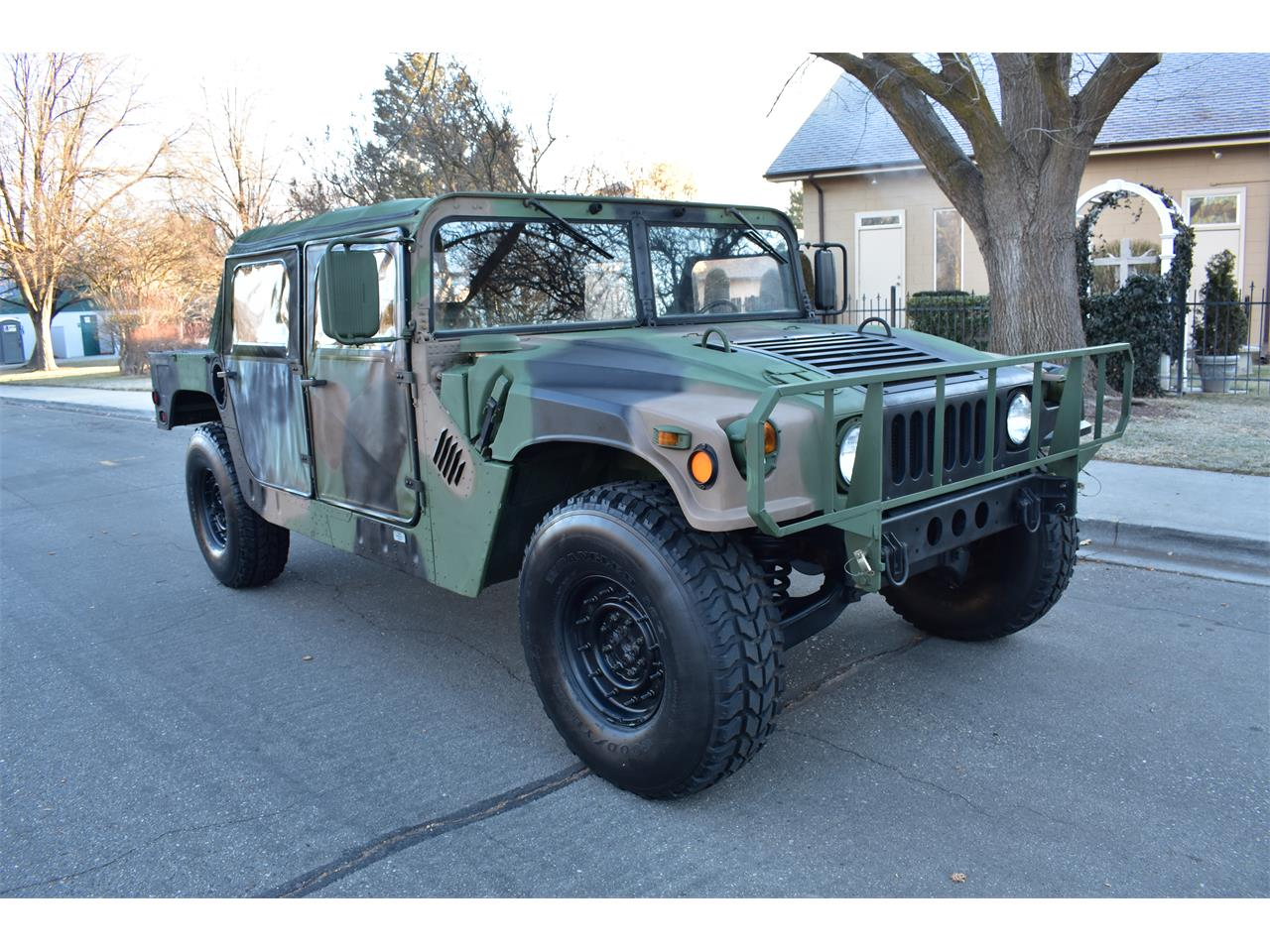 Large Picture of 1988 Hummer H1 located in Idaho - PGSY