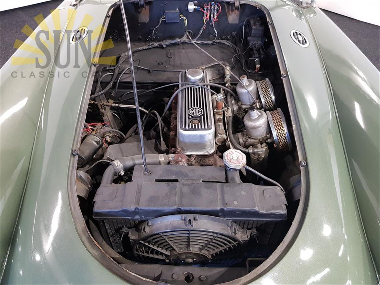 Large Picture of Classic 1959 MGA - $22,500.00 - PGT0