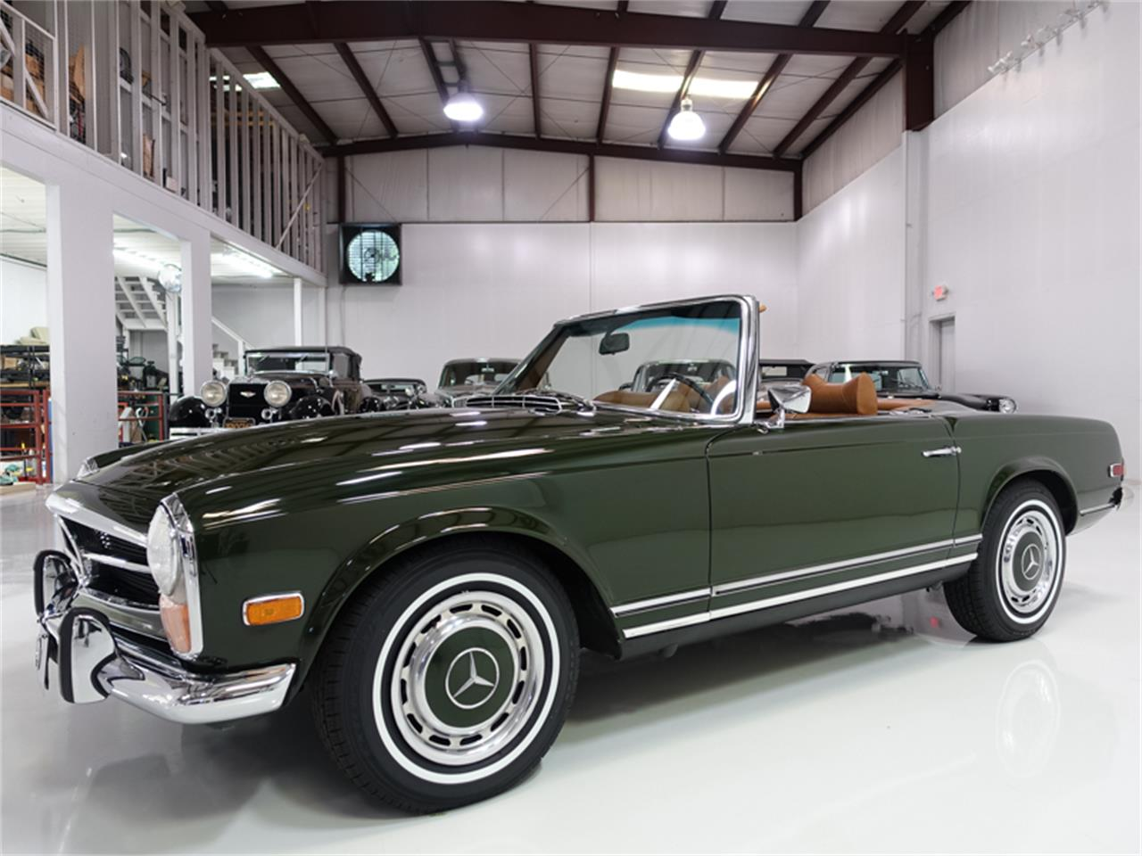 Large Picture of Classic '71 Mercedes-Benz 280SL located in Missouri Offered by Daniel Schmitt & Co. - PGT6