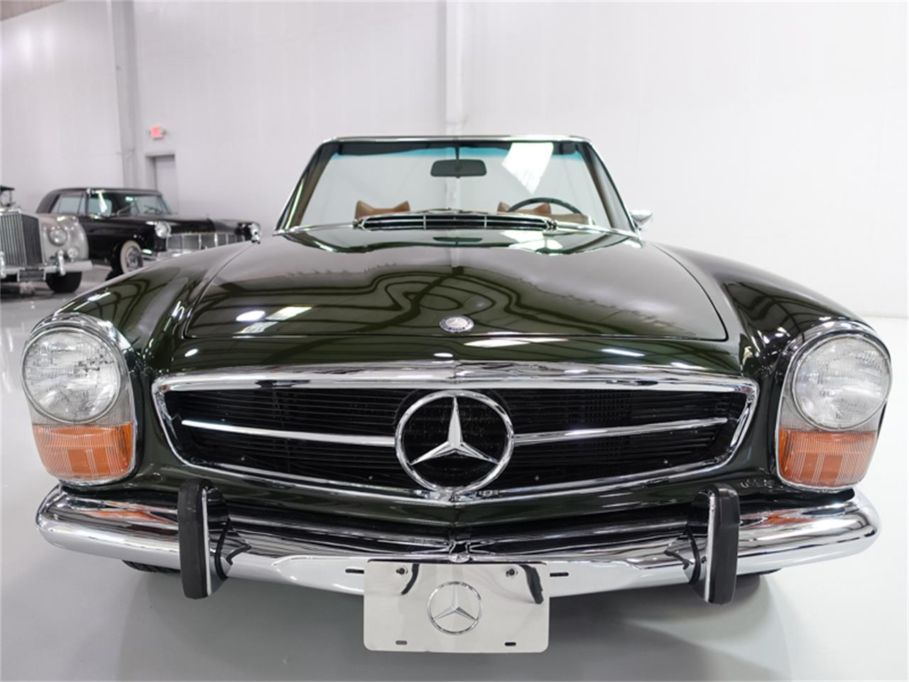 Large Picture of '71 Mercedes-Benz 280SL - PGT6