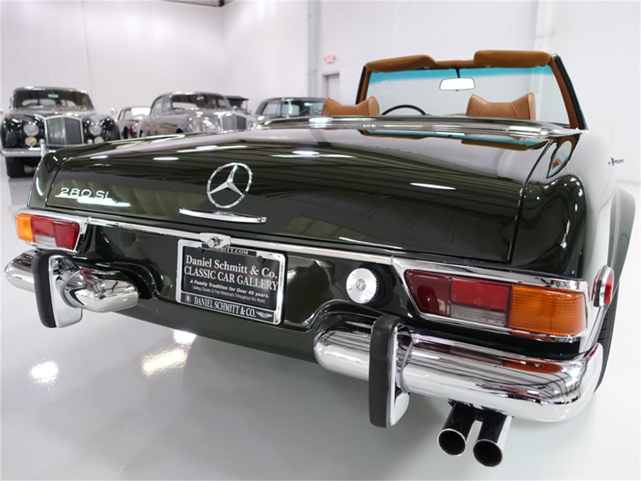 Large Picture of '71 Mercedes-Benz 280SL - $139,900.00 - PGT6