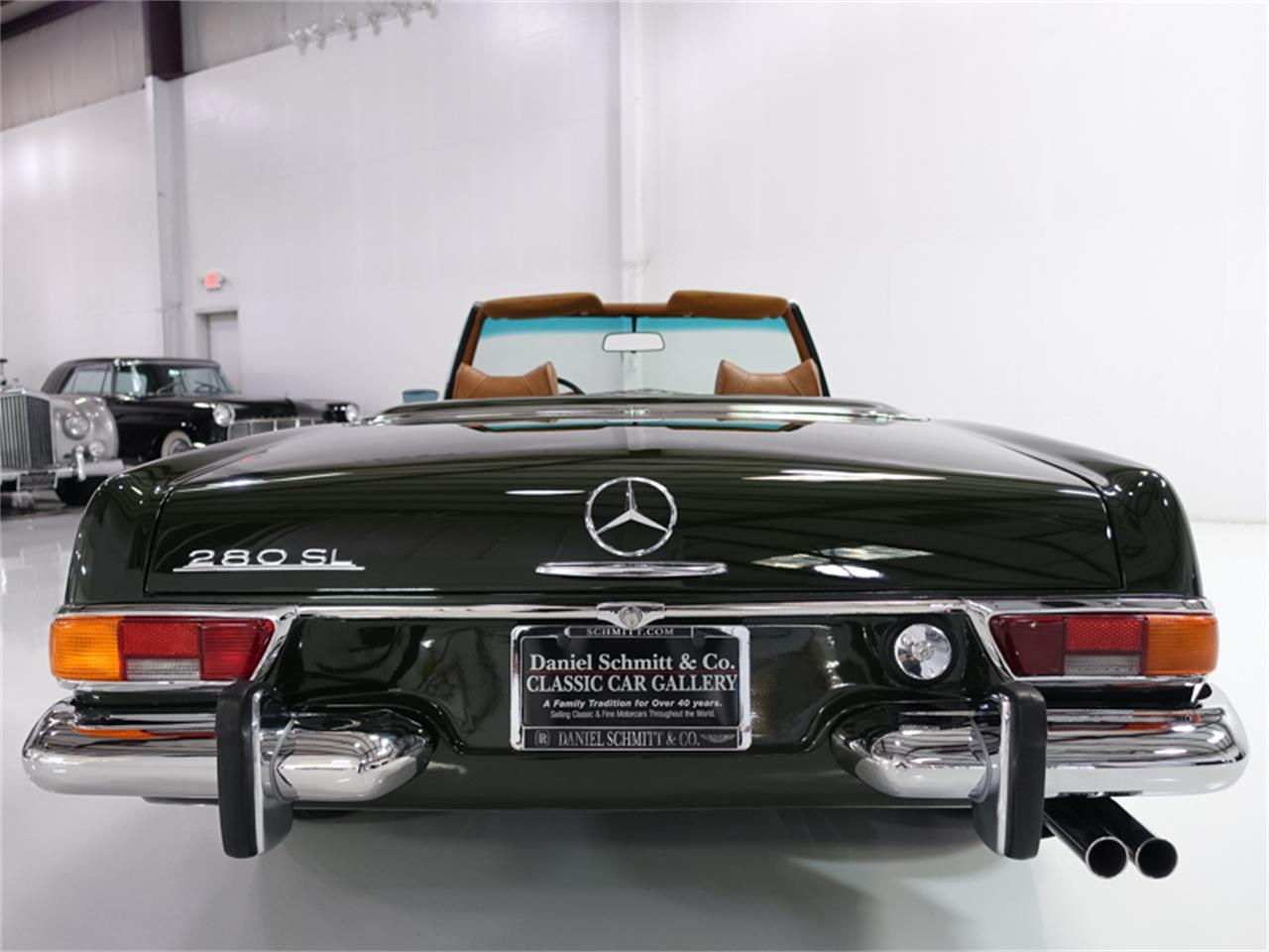 Large Picture of 1971 Mercedes-Benz 280SL located in St. Louis Missouri - PGT6