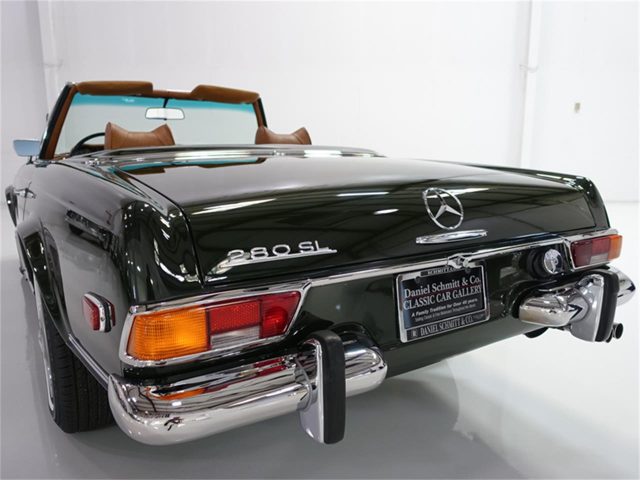 Large Picture of 1971 280SL Offered by Daniel Schmitt & Co. - PGT6
