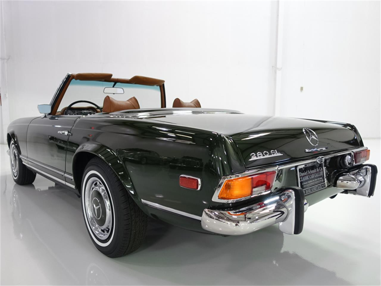 Large Picture of 1971 Mercedes-Benz 280SL located in Missouri - PGT6