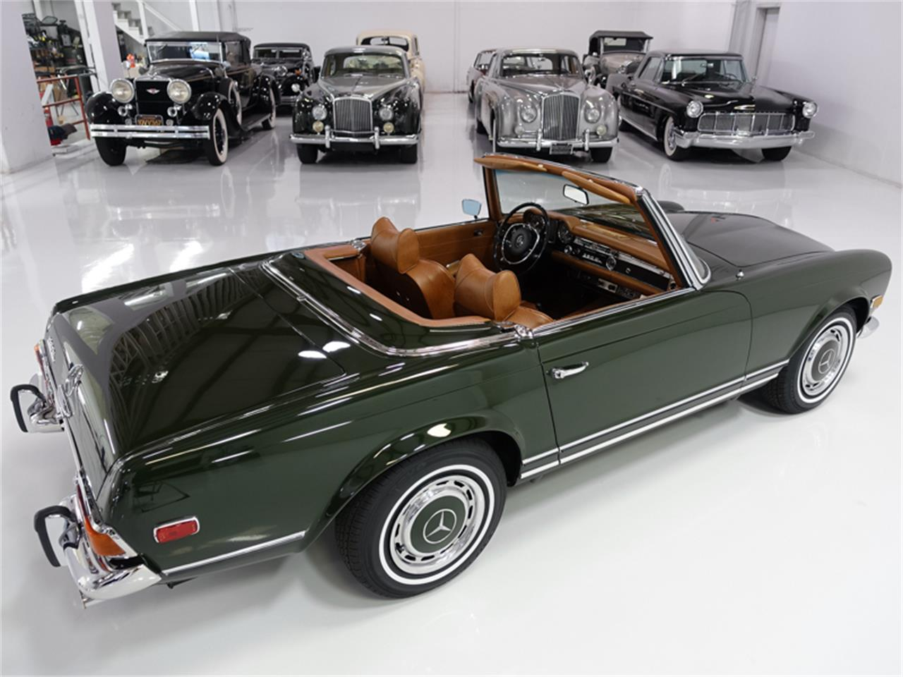 Large Picture of Classic '71 Mercedes-Benz 280SL located in St. Louis Missouri - PGT6