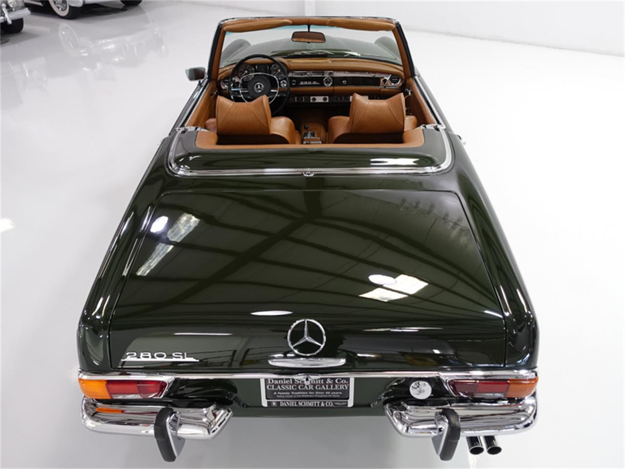 Large Picture of Classic 1971 Mercedes-Benz 280SL Offered by Daniel Schmitt & Co. - PGT6