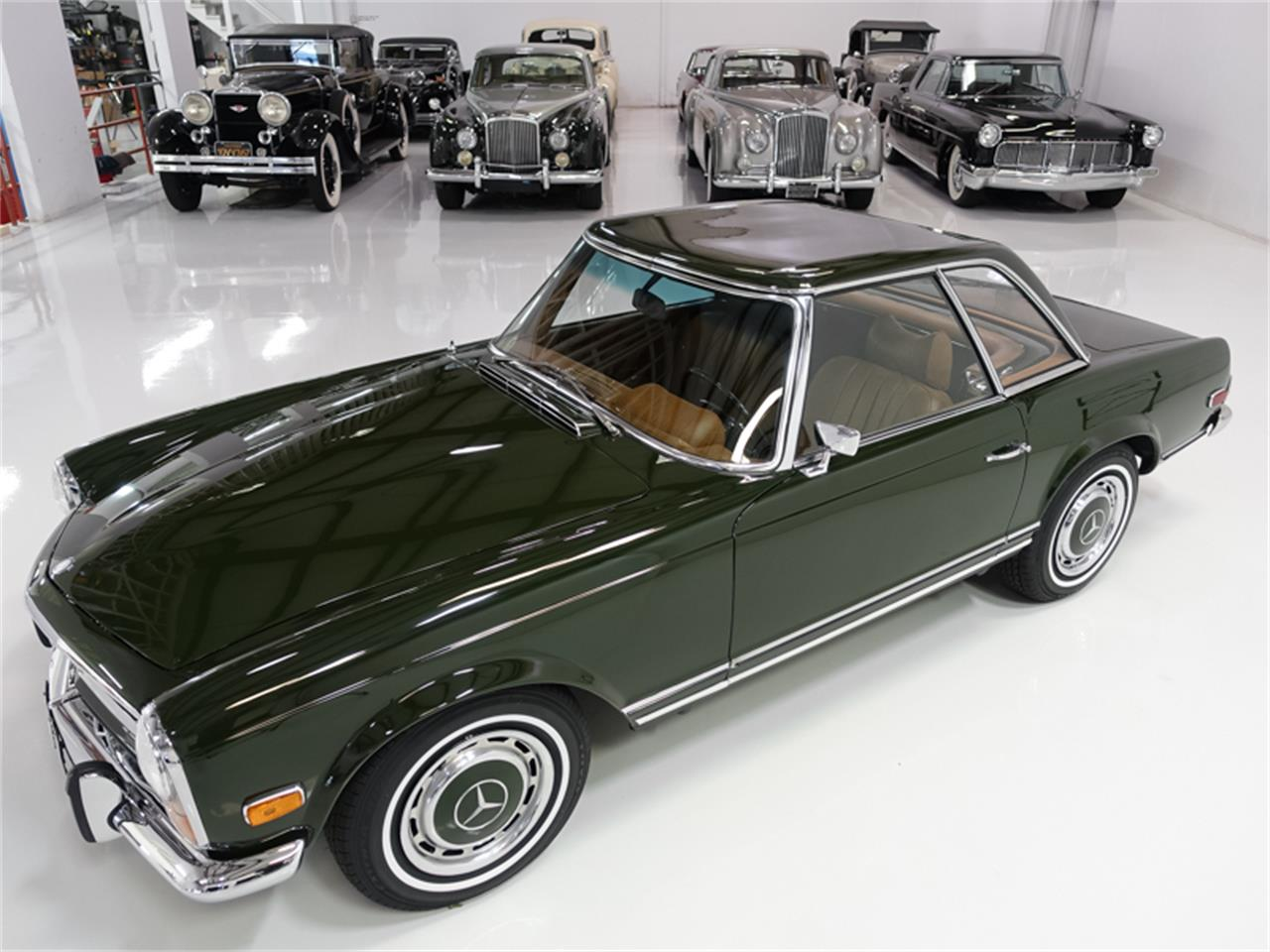 Large Picture of 1971 280SL located in St. Louis Missouri - PGT6