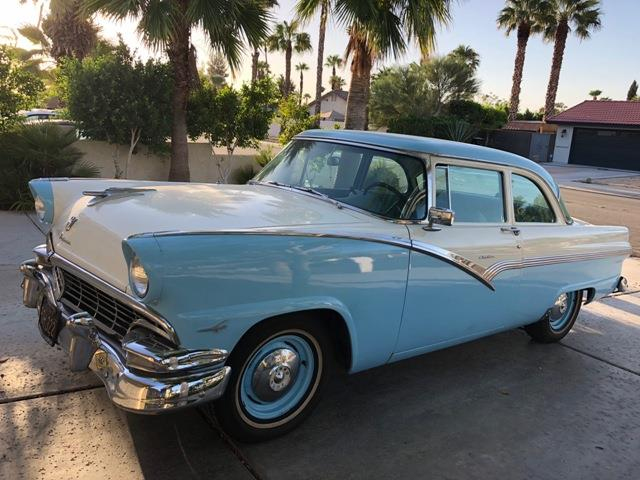 Picture of 1956 Ford Fairlane located in Palm Springs California Auction Vehicle - PB4J