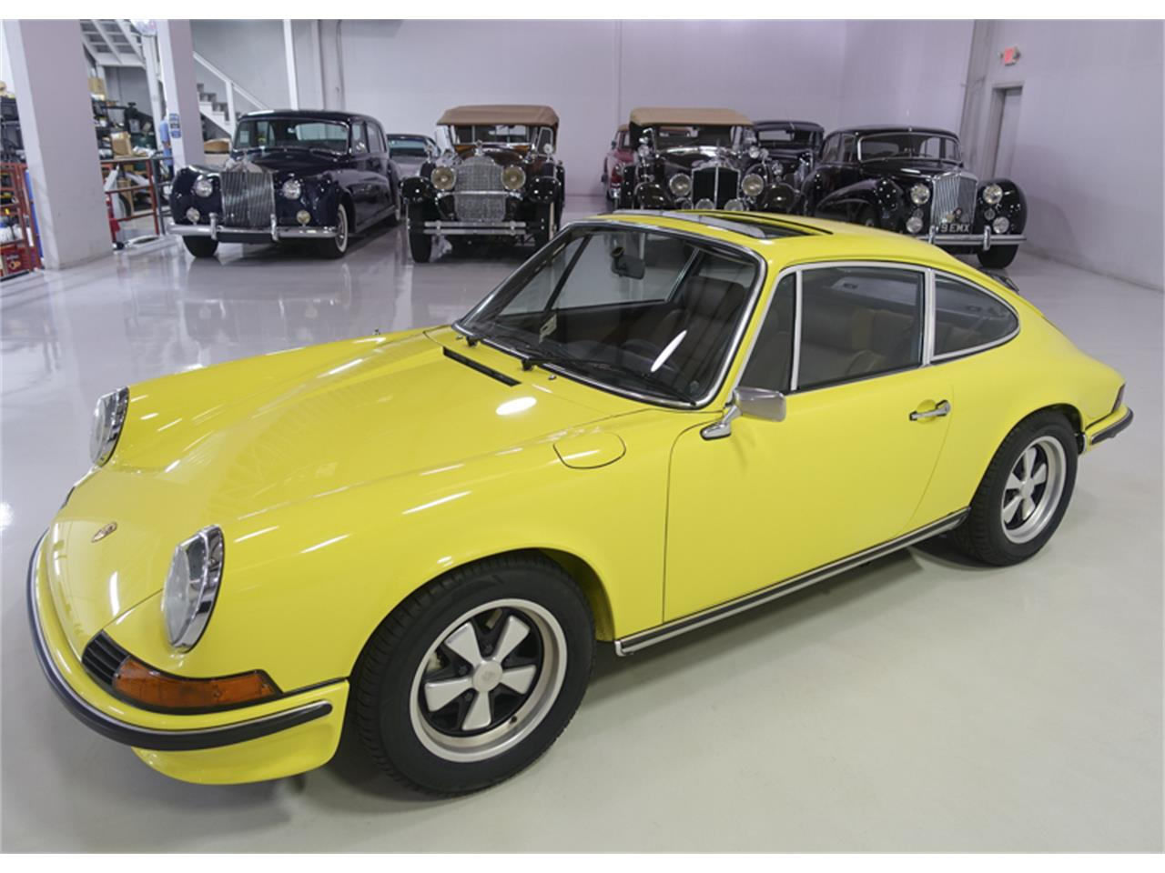 Large Picture of '73 911S located in St. Louis Missouri - $169,900.00 Offered by Daniel Schmitt & Co. - PGTF