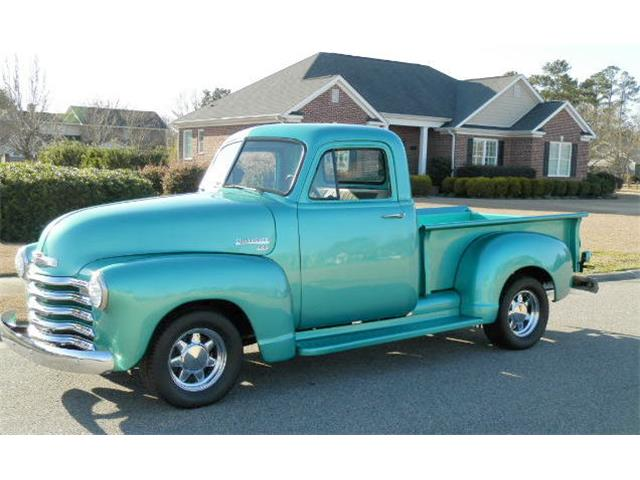 Picture of 1953 Chevrolet Pickup - $23,500.00 - PGTT